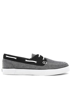 Image 4 ofPolo Ralph Lauren Lander Boat Plimsolls