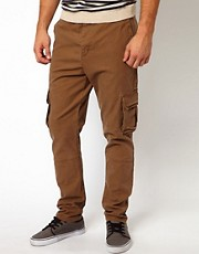 ASOS - Pantaloni stile cargo
