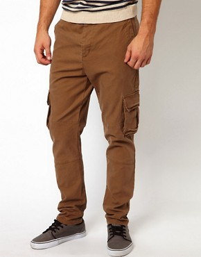 Image 1 ofASOS Cargo Trouser