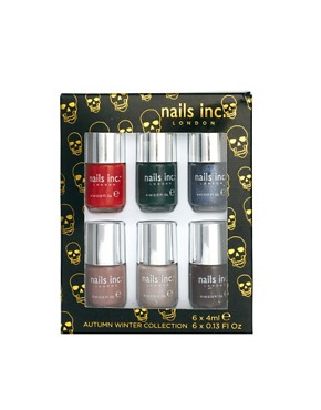 Image 2 ofNails Inc Autumn Winter Mini Collection