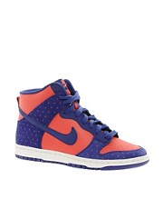 Nike Dunk High Skinny Trainers