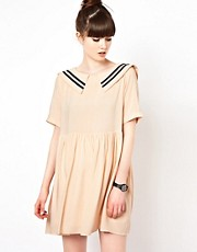 The WhitePepper Sailor Dress