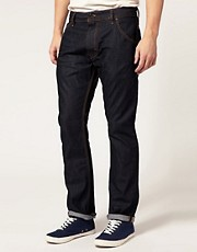 Diesel - Krooley 88Z - Jeans stretti in fondo