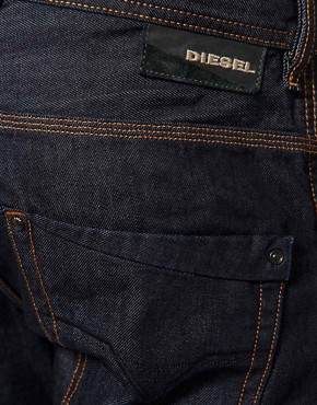 Image 4 ofDiesel Jeans Krooley Tapered 88Z