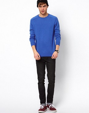 Image 4 ofRiver Island Elbow Patch Jumper