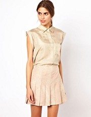 Edun Silk Tennis Dress