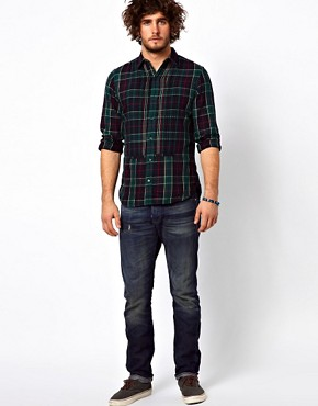 Image 4 ofDenim &amp; Supply Ralph Lauren Check Tuxedo Shirt