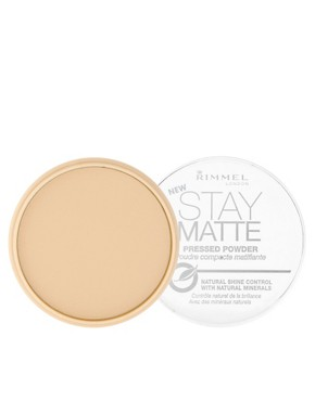 Image 1 ofRimmel London Stay Matte Pressed Powder