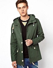 Revolution Hooded Jacket