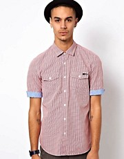 Love Moschino Shirt with Short Sleeves