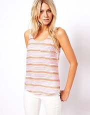 Oasis Stripe Vest