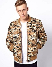 Villain Leon Bomber Jacket