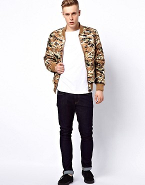 Image 4 ofVillain Leon Bomber Jacket