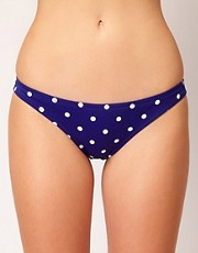 ASOS Mix and Match Spot Hipster Bikini Pant