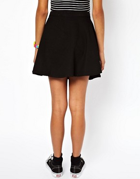 Image 2 ofAmerican Apparel Circle Skirt