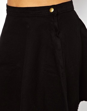Image 3 ofAmerican Apparel Circle Skirt