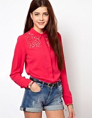 Vero Moda Lazer Cut Shirt