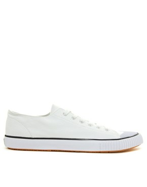 Image 4 ofCheap Monday Birdman Low Plimsolls