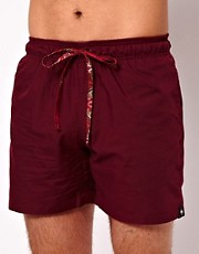 Shorts de bao Call Me Ox de Afends