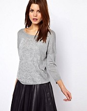 Warehouse Bead Front Jumper