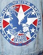 Image 3 of Amplified Lynyrd Skynyrd Sleeveless Denim Jacket