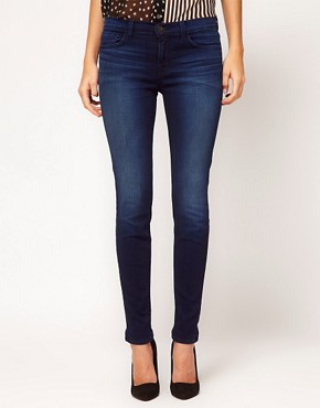 Image 4 ofJ Brand 811 Mid Rise Jeans In Avelon Powdery Vintage Blue