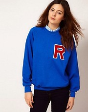 Johann Earl Letterman Sweatshirt