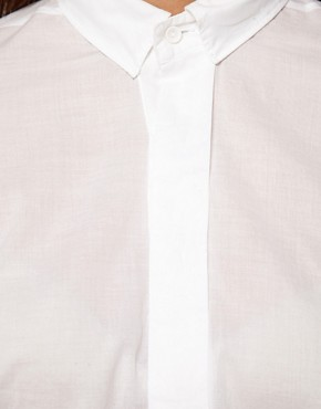Image 3 ofJNBY Shirt With Drape Sides