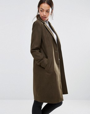 New Look Tailored Pea Coat