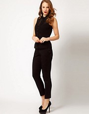 Coast Lynette Brocade Trouser