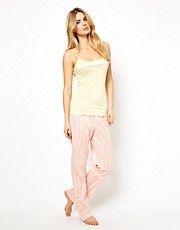 Vero Moda Houston Stripe PJ Pant