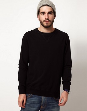Image 1 ofNudie Organic Sweatshirt
