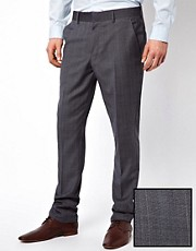 French Connection Suit Pant Arbus Pow