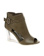 ASOS TRACE Wedge Shoe Boots