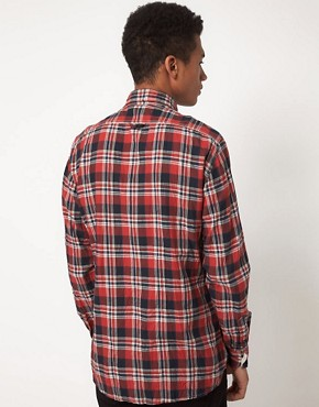 Image 2 ofReplay Check Shirt