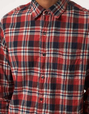 Image 3 ofReplay Check Shirt