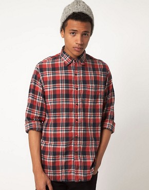Image 1 ofReplay Check Shirt