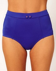 Gossard Retro High Waist Short