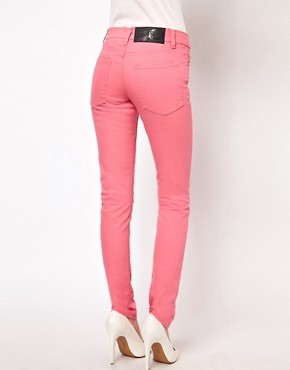 Image 2 of Cheap Monday Coloured Skinny Jeans