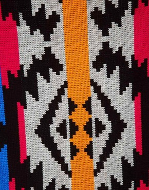 Image 3 ofASOS Aztec Pattern Snood