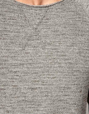 Image 3 ofSelected Jumper With Raw Edge