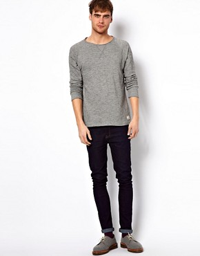 Image 4 ofSelected Jumper With Raw Edge