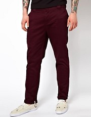 Chinos de corte slim en sarga Gd de Dickies