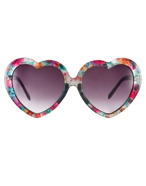 Image 2 ofAJ Morgan Heart Throb Sunglasses