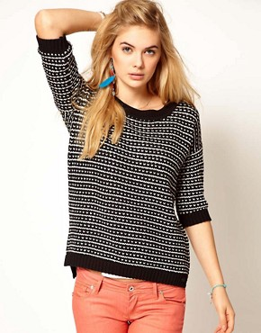 Image 1 ofPepe Jeans Flecked Jumper