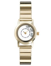 ASOS Rotating Carousel Watch