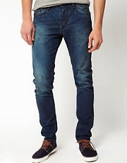 Diesel - Tepphar 601Q - Jeans skinny