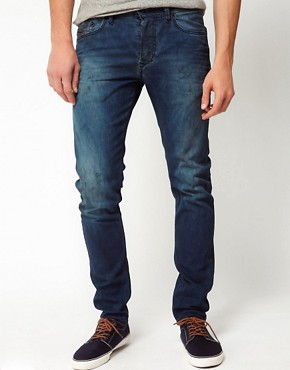 Image 1 ofDiesel Jeans Tepphar 601Q Skinny