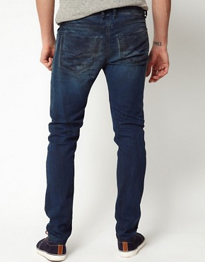 Image 2 ofDiesel Jeans Tepphar 601Q Skinny