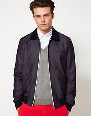 Hentsch Man Aviator Jacket De